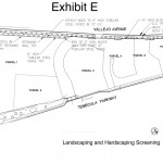 Exhibit-E---perimeter-landscaping-&-Hardscape-Screening