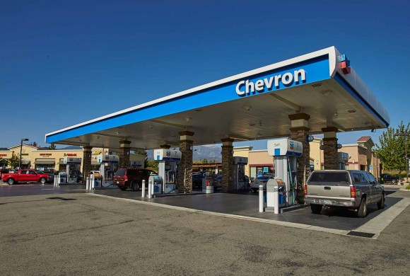 Oak Valley Chevron