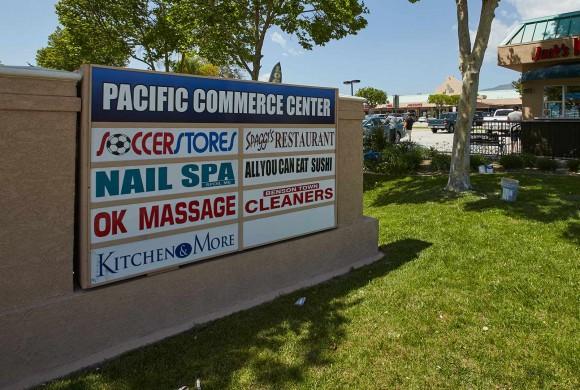 Pacific Commerce Center
